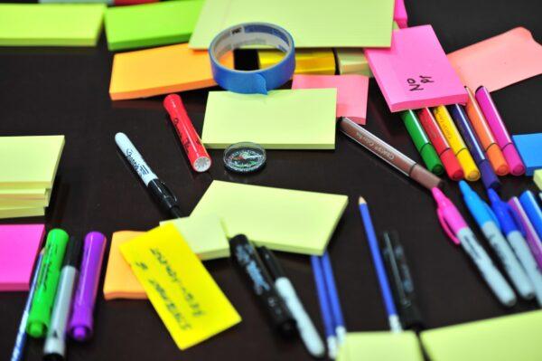 Photo Of Sticky Notes